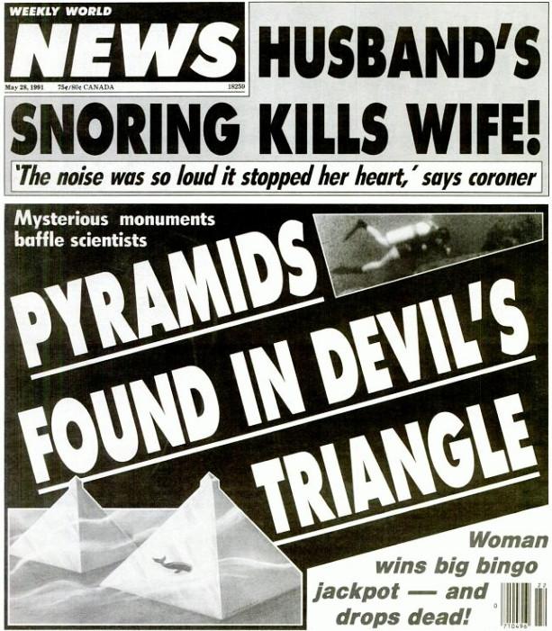 piramide bermuda