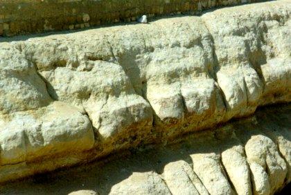 sfinge Erosione