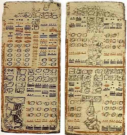 Il Codice di Dresda Parte 9.2